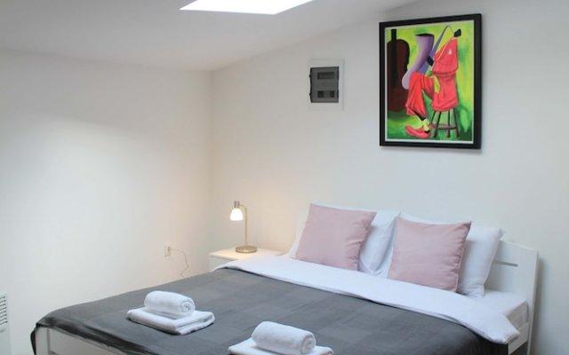 Отель Mi Familia Guest House Сербия, Белград - отзывы, цены и фото номеров - забронировать отель Mi Familia Guest House онлайн комната для гостей