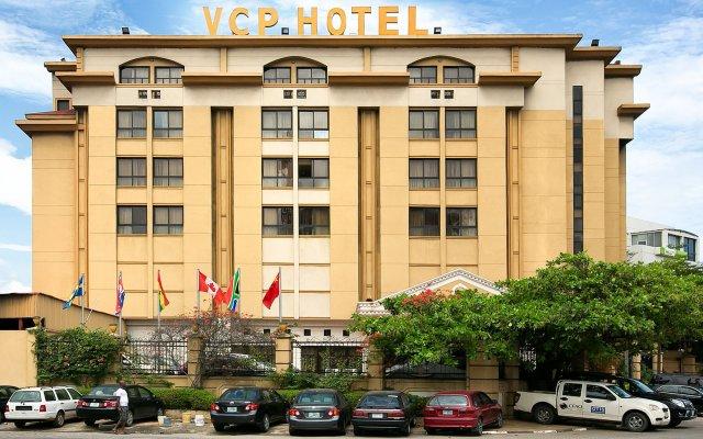 Victoria Crown Plaza Hotel Лагос вид на фасад