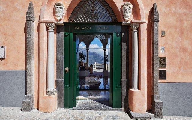 Отель Palazzo Avino Италия, Равелло - отзывы, цены и фото номеров - забронировать отель Palazzo Avino онлайн вид на фасад