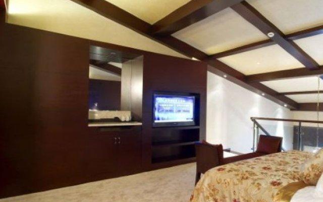 Shuangshan Golf Hotel комната для гостей