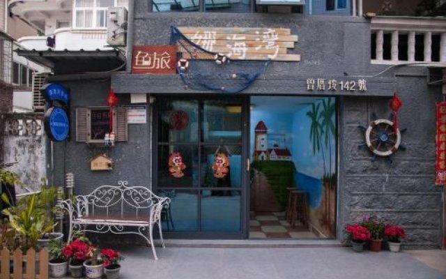 Отель Na Lian Hai Homestay Китай, Сямынь - отзывы, цены и фото номеров - забронировать отель Na Lian Hai Homestay онлайн вид на фасад