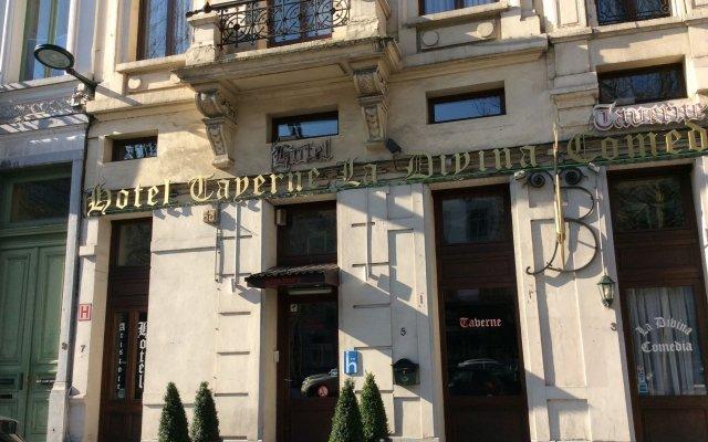 Отель Aristote Бельгия, Брюссель - отзывы, цены и фото номеров - забронировать отель Aristote онлайн вид на фасад