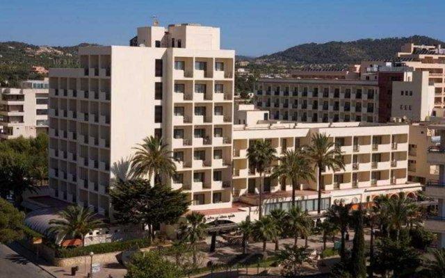 Отель Jardin Del Oro вид на фасад
