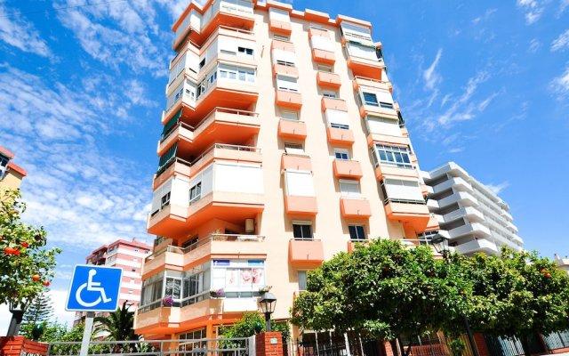 Отель Sitito Vera y Mar Studio Испания, Фуэнхирола - отзывы, цены и фото номеров - забронировать отель Sitito Vera y Mar Studio онлайн вид на фасад
