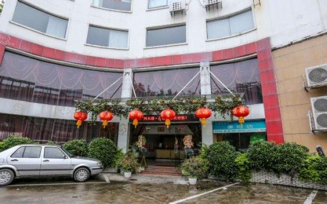 Kapok Hotel вид на фасад