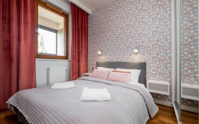 Warsaw Spire Classy Apartment