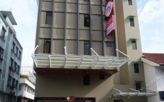 Отель Oyo 256 My Hotel Kl Sentral 2 Малайзия, Куала-Лумпур - отзывы, цены и фото номеров - забронировать отель Oyo 256 My Hotel Kl Sentral 2 онлайн вид на фасад