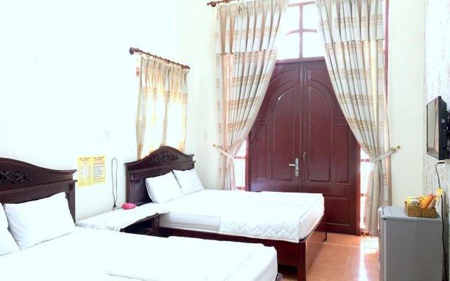 Отель Mr Tran (Blue Motel) комната для гостей