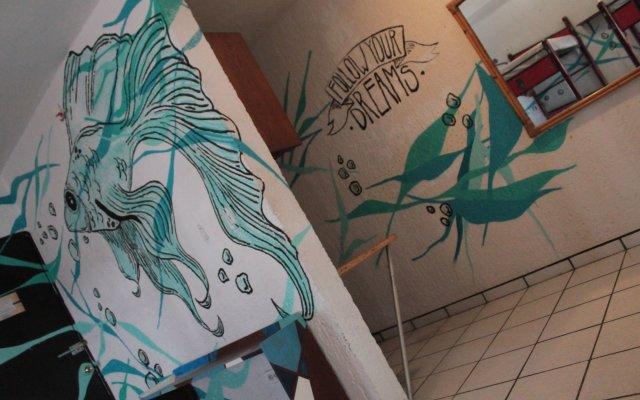 Отель Kukulcan Hostel & Friends Мексика, Канкун - отзывы, цены и фото номеров - забронировать отель Kukulcan Hostel & Friends онлайн вид на фасад