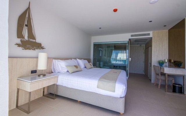 Worita Cove Hotel На Чом Тхиан комната для гостей