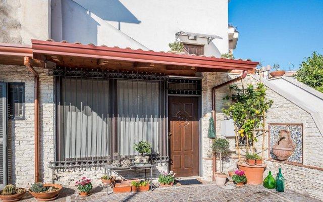 Отель B&B La Casa Di Plinio Италия, Помпеи - отзывы, цены и фото номеров - забронировать отель B&B La Casa Di Plinio онлайн вид на фасад
