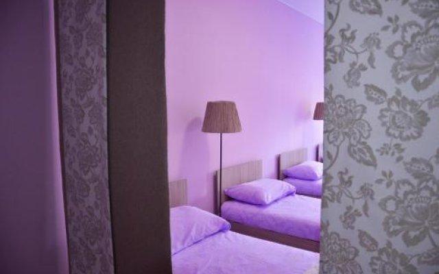 Hostel ANTIKA комната для гостей