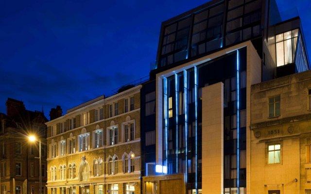 Отель Hope Street Hotel Великобритания, Ливерпуль - отзывы, цены и фото номеров - забронировать отель Hope Street Hotel онлайн вид на фасад