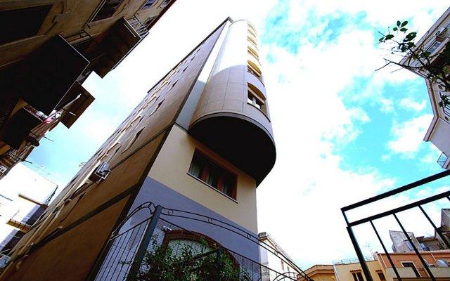 Hotel Vecchio Borgo вид на фасад