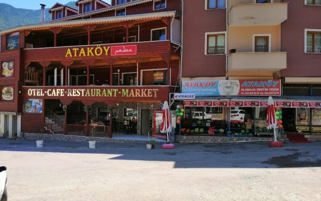 Atakoy Hotel Cafe Restaurant Турция, Узунгёль - отзывы, цены и фото номеров - забронировать отель Atakoy Hotel Cafe Restaurant онлайн вид на фасад