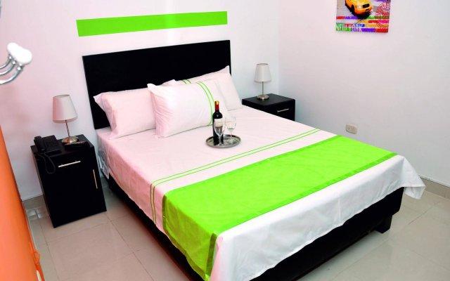 Отель Colours Колумбия, Кали - отзывы, цены и фото номеров - забронировать отель Colours онлайн вид на фасад