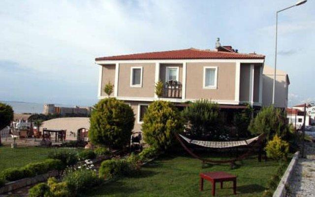 Bozcaada Panorama Hotel вид на фасад