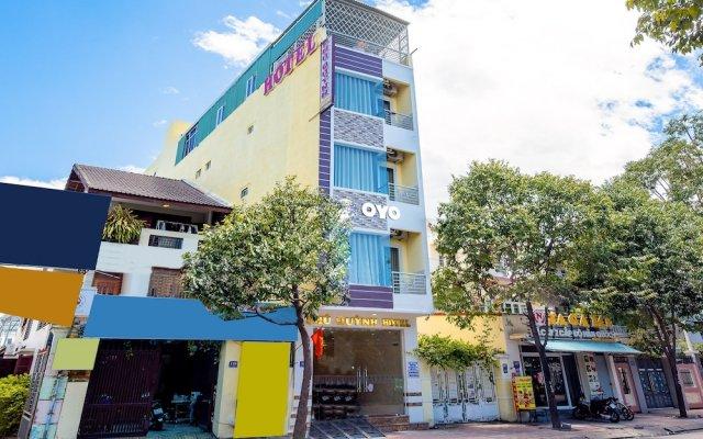Phu Quynh Hotel вид на фасад