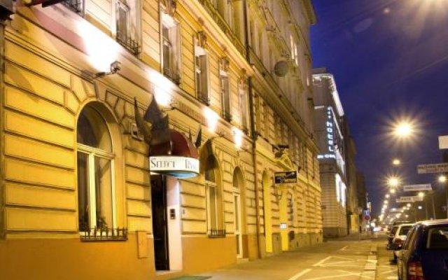 Отель Residence Select & Apartments Чехия, Прага - отзывы, цены и фото номеров - забронировать отель Residence Select & Apartments онлайн вид на фасад