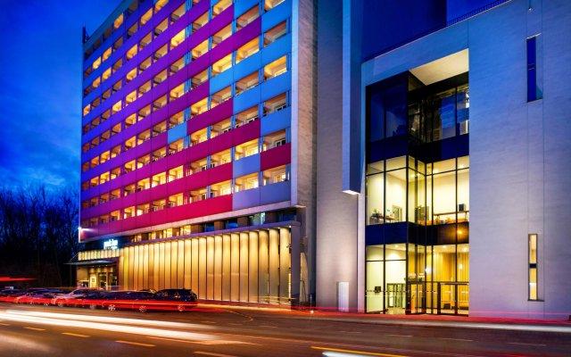 Best Western Premier Hotel Forum Katowice вид на фасад
