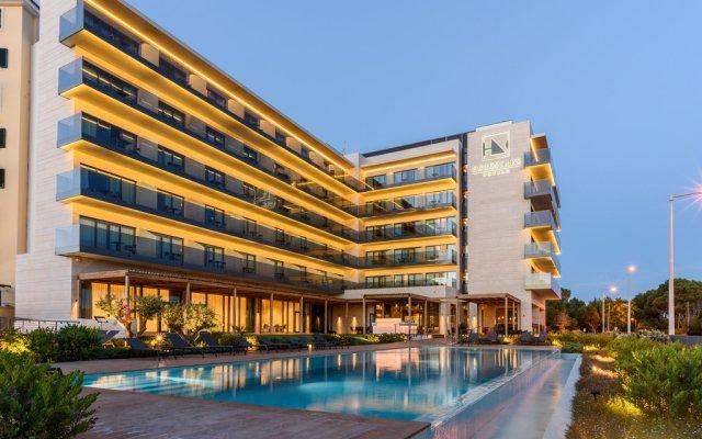 Отель Eurostars Cascais Португалия, Кашкайш - отзывы, цены и фото номеров - забронировать отель Eurostars Cascais онлайн вид на фасад