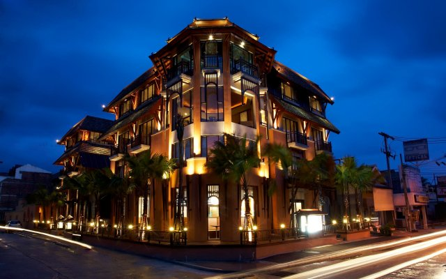 Отель Mercure Samui Chaweng Tana вид на фасад