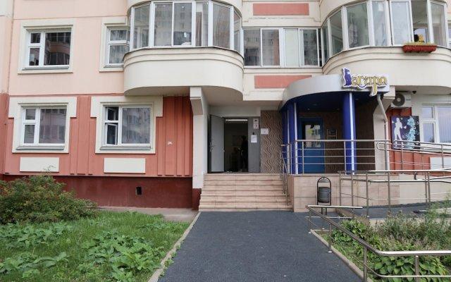 Хостел Travel Inn Фонвизинская Москва вид на фасад
