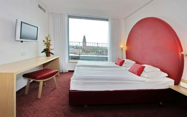 Отель Arcotel Rubin Гамбург комната для гостей