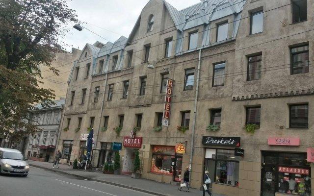 Отель А1 Латвия, Рига - - забронировать отель А1, цены и фото номеров вид на фасад