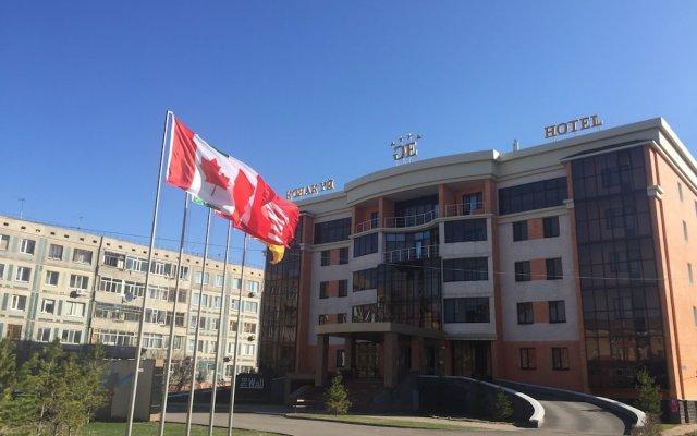 Гостиница Goldman Empire Казахстан, Нур-Султан - 3 отзыва об отеле, цены и фото номеров - забронировать гостиницу Goldman Empire онлайн вид на фасад