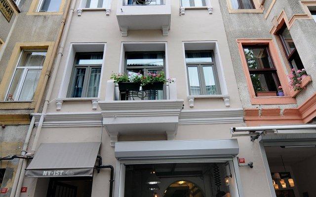 Отель Taksim Safe House вид на фасад