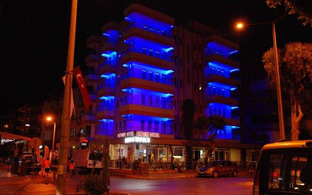 Kleopatra Aydin Hotel Турция, Аланья - 2 отзыва об отеле, цены и фото номеров - забронировать отель Kleopatra Aydin Hotel онлайн вид на фасад