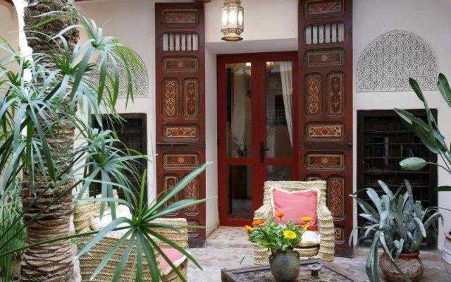 Отель Riad Aladdin Марокко, Марракеш - отзывы, цены и фото номеров - забронировать отель Riad Aladdin онлайн вид на фасад