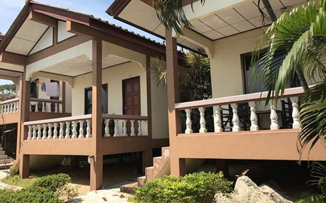 Отель Paradise Lamai Bungalow Таиланд, Самуи - отзывы, цены и фото номеров - забронировать отель Paradise Lamai Bungalow онлайн вид на фасад