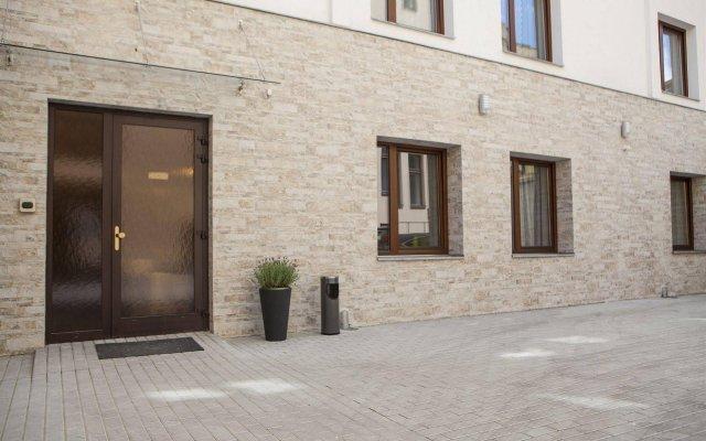 Lavanda Hotel & Apartments Prague вид на фасад
