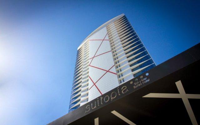 Suitopía Sol y Mar Suites Hotel вид на фасад