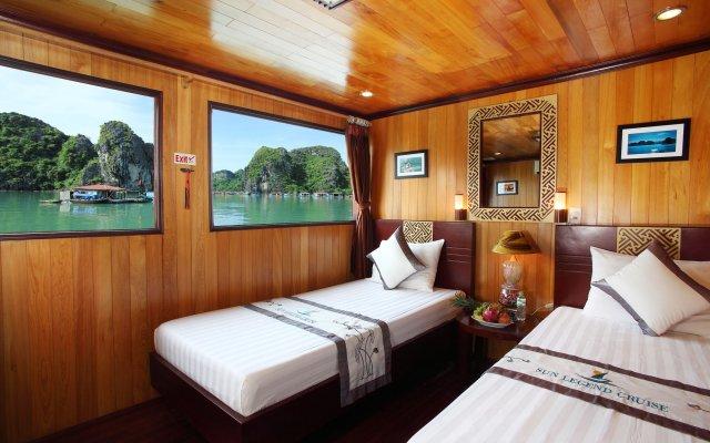 Отель Sun Legend Cruise комната для гостей