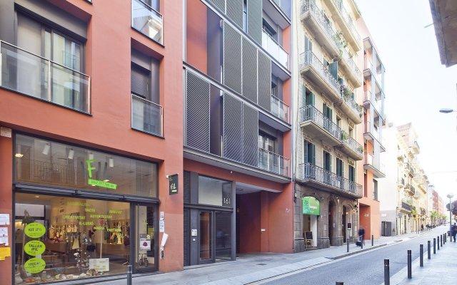 Апартаменты Bonavista Apartments - Virreina вид на фасад
