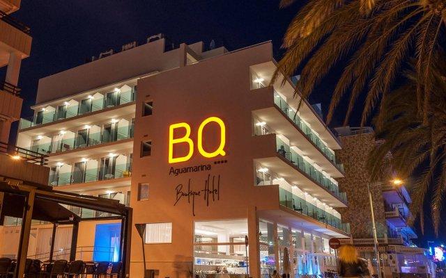 BQ Aguamarina Boutique Hotel вид на фасад
