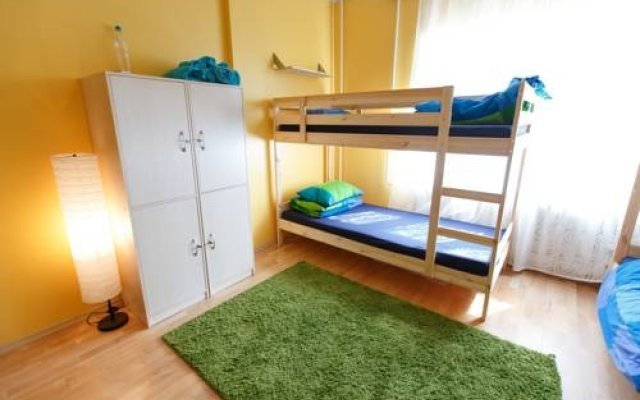 Гостиница Surf Hostel в Белгороде 1 отзыв об отеле, цены и фото номеров - забронировать гостиницу Surf Hostel онлайн Белгород удобства в номере