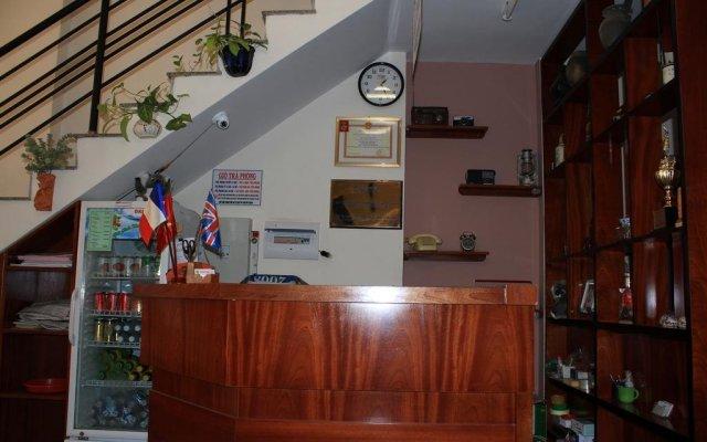 Отель Ngoc Mai Guesthouse Вьетнам, Буонматхуот - отзывы, цены и фото номеров - забронировать отель Ngoc Mai Guesthouse онлайн интерьер отеля