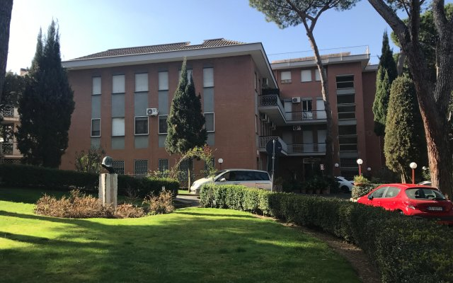 Отель Casa Nostra Signora вид на фасад