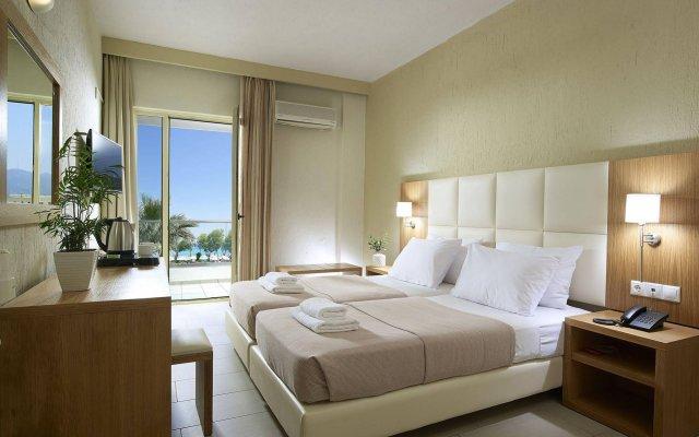 Malia Bay Beach Hotel & Bungalows комната для гостей