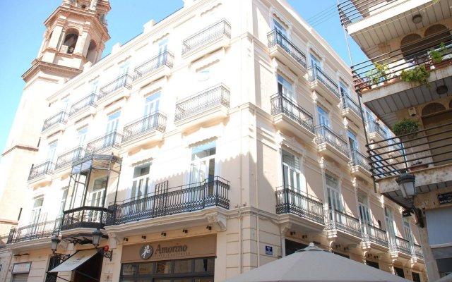 Hotel San Lorenzo Boutique вид на фасад