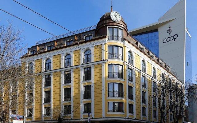 Отель COOP Sofia София вид на фасад