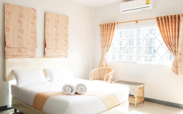 Отель Gold Dolphin Pattaya Таиланд, Паттайя - отзывы, цены и фото номеров - забронировать отель Gold Dolphin Pattaya онлайн вид на фасад
