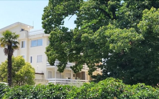 Mondial Park Hotel Фьюджи вид на фасад