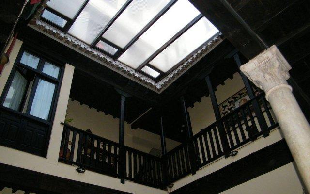 Hotel Rosa D´Oro вид на фасад