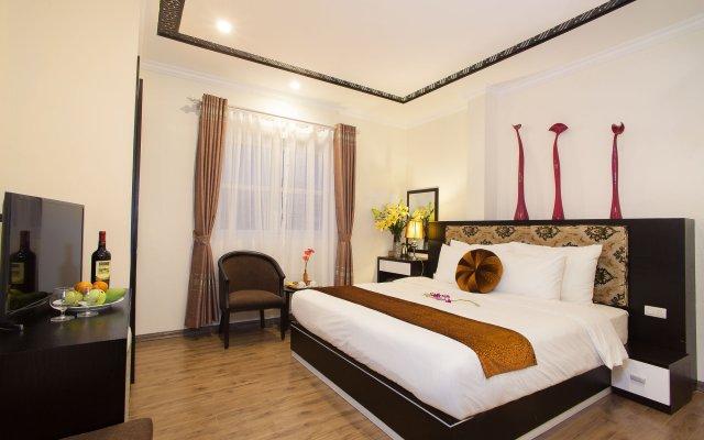 Отель Serenity Diamond Ханой комната для гостей