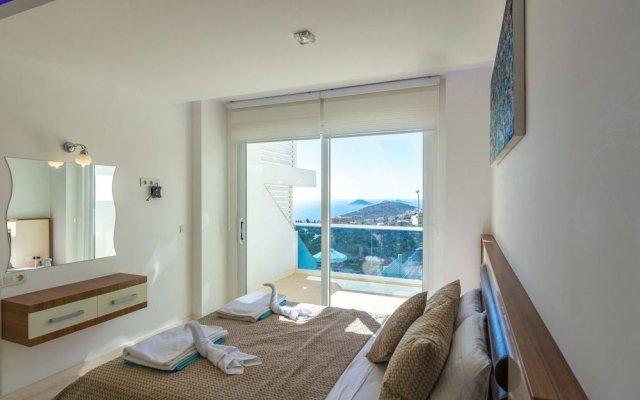 Villa Kiziltas 2 Турция, Калкан - отзывы, цены и фото номеров - забронировать отель Villa Kiziltas 2 онлайн комната для гостей